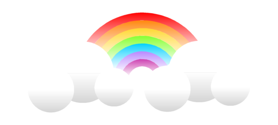 cloud-Rainbow