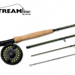 Item #2 Orvis Streamline 865-2 Mid Outfit (fly-fishing) donated by Ron Duel, valued at $149, opening bid $75