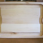 Item # 4 Meat lover's board 14×20, donated by JK Adams Kitchen Store, valued at $68, opening bid $30