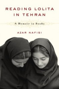 Reading Lolita in Tehran by Azar Nafisi. 