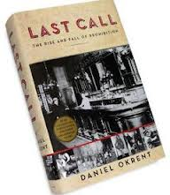 "Book Club reading ""Last Call"""
