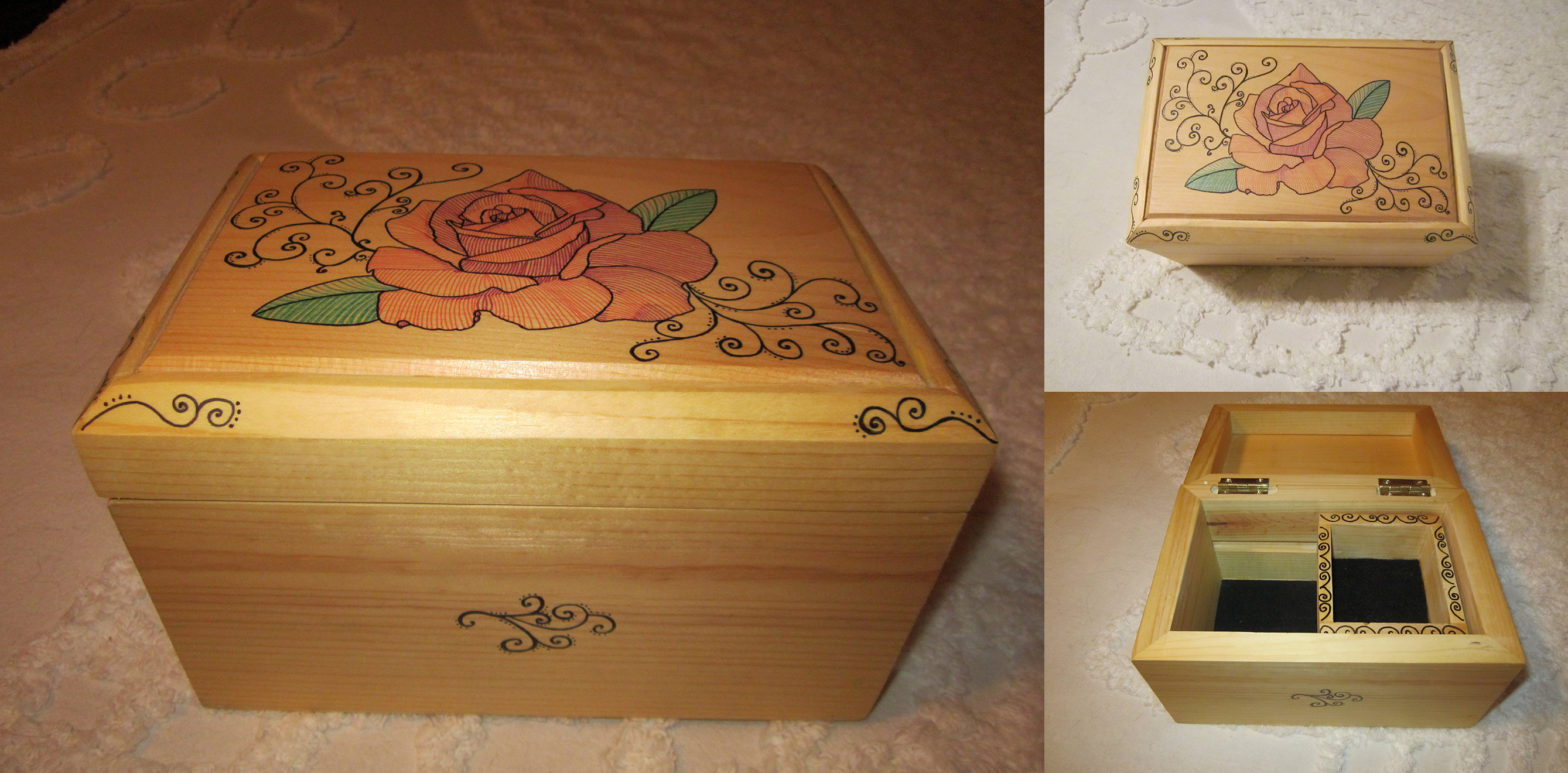 2014 Auction Items ~ Hand Made