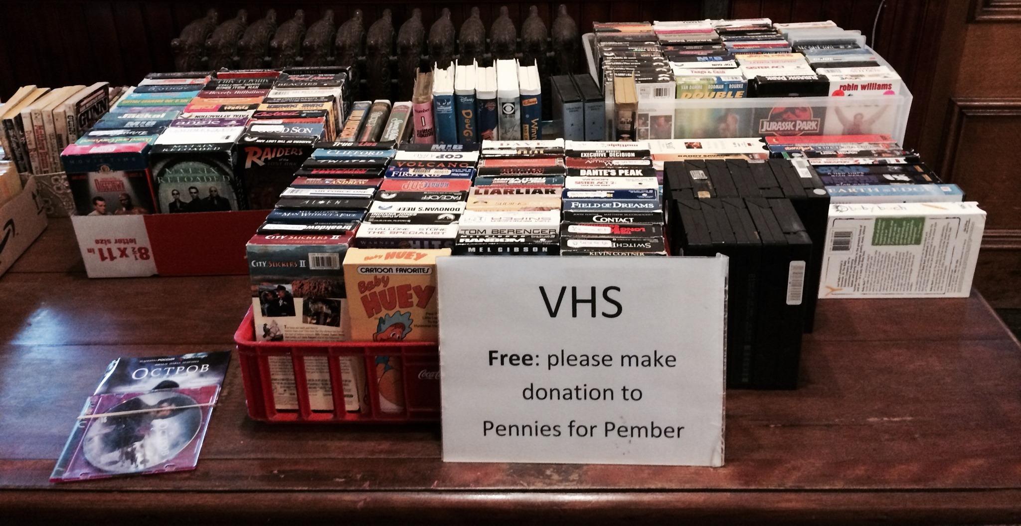 VHS Free