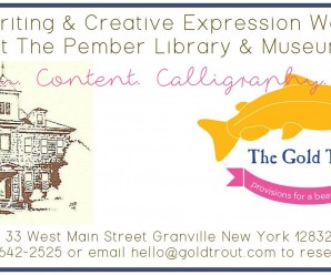 Bridging Communities through Letterwriting & Creative Expression Workshops and Community Pen Pals