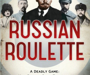 "Book Club reading ""Russian Roulette"""