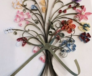 Quilling April 13 & 20, 6PM