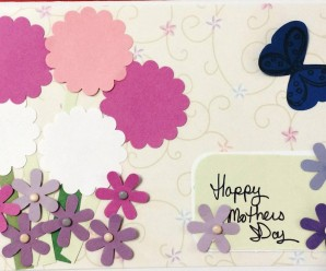 Mother's Day Cards with Jo-Ann May 7 10:30 AM