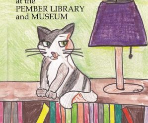 Library Lucy book debut June 15