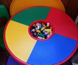 Lego Club Wednesdays at 4PM