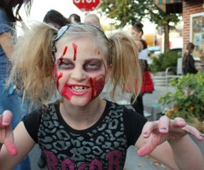 First Friday ~ Zombie Walk