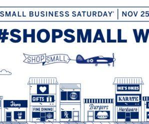 Shop Small ~ Granville November 25-December 1