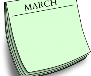 March Events at the Pember