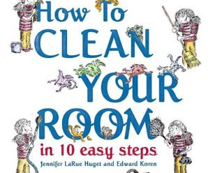 Today is Clean Up Your Room Day!