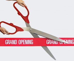 Elevator Grand Opening